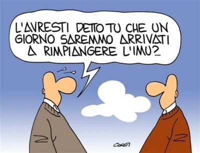 Vignetta IMU