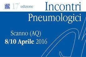 Incotri pneumologia