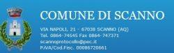 AVVISO, Comune di Scanno, Numero di telefono provvisorio