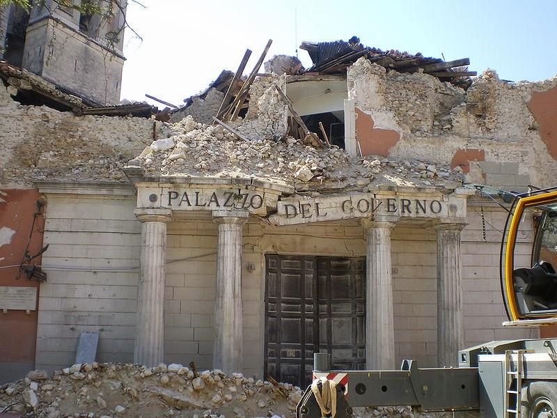 O Terremoto: Pezzopane, estensione cratere fondamentale per Abruzzo