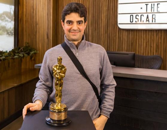 DI VITTO:Il Libro della giungla, un Oscar anche per un tecnico di Scanno