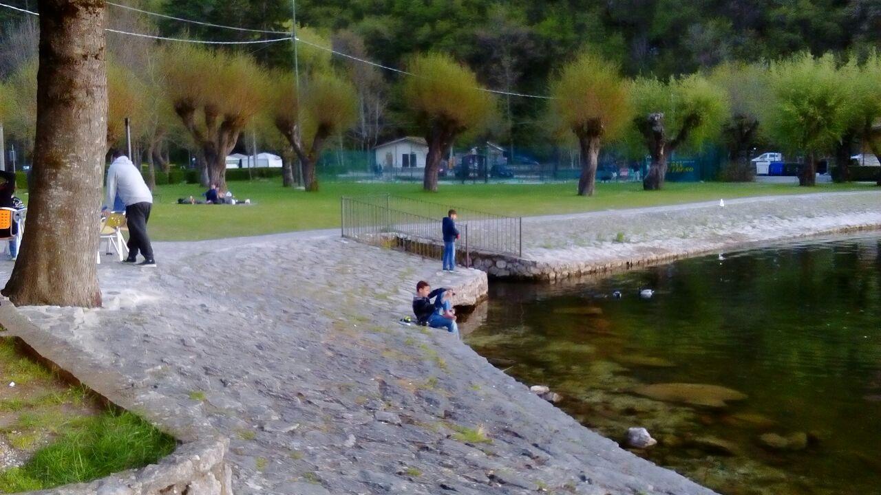 Scanno, il Lago posto più gettonato anche nella ricorrenza del 25 aprile!