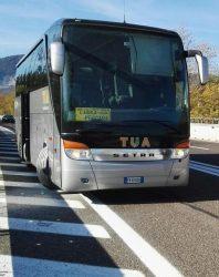 Pescara - pullman Tua