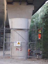 A24-A25: Strada dei Parchi - lavori di messa in sicurezza su viadotti