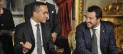 Perché Salvini e Di Maio pensano ora a ridurre il numero dei parlamentari
